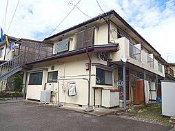 長野県岡谷市山下町1丁目の賃貸アパートの外観