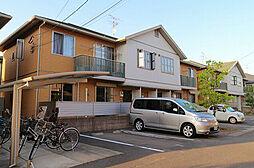 福岡県福岡市早良区賀茂4丁目の賃貸アパートの外観