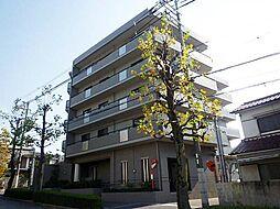 大阪府池田市上池田2丁目の賃貸マンションの外観