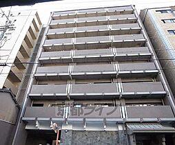 京都府京都市中京区下白山町の賃貸マンションの外観