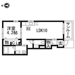 木幡駅 6.1万円