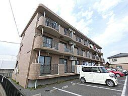 千葉県四街道市もねの里3丁目の賃貸マンションの外観