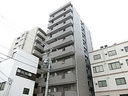 クレセール阿波座[5階]の外観