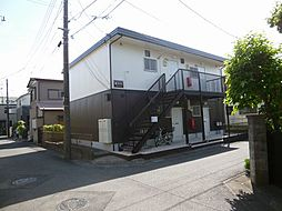 桜ハイツ[1階]の外観