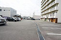 シティーマンションエース[4階]の外観