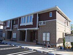 兵庫県姫路市白浜町宇佐崎北1丁目の賃貸アパートの外観