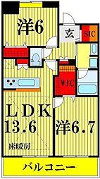 王子神谷駅 13.6万円