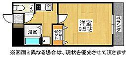 AIハイム[1階]の間取り