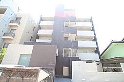 愛知県名古屋市名東区社台3の賃貸マンションの外観