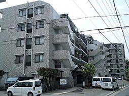 神奈川県茅ヶ崎市萩園の賃貸マンションの外観