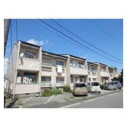 コスモ花澤[1階]の外観