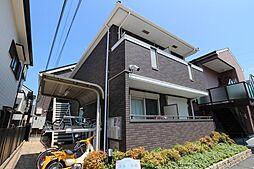 兵庫県神戸市須磨区大田町6丁目の賃貸アパートの外観