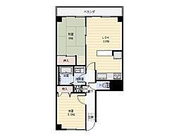 WJ・A−12[5階]の間取り