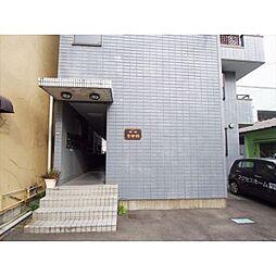 栃木県宇都宮市塙田3丁目の賃貸マンションの外観