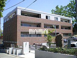 愛知県名古屋市昭和区川名山町の賃貸マンションの外観