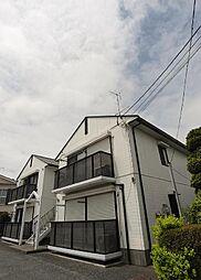 ユカリ コーポD[1階]の外観