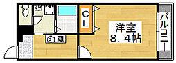 プランソレイユ[1階]の間取り