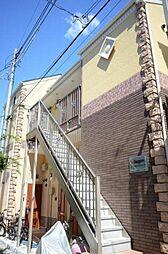 ユナイト横浜グラスゴーの丘[202号室]の外観