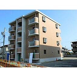 静岡県浜松市中区領家2丁目の賃貸マンションの外観