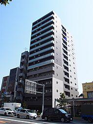 東京都江東区門前仲町2丁目の賃貸マンションの外観