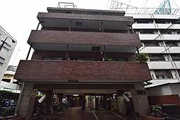 第三エントピアコート麻布[3階]の外観