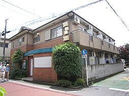 第一三菱荘[2階]の外観