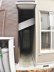 北海道札幌市中央区南七条西26丁目の賃貸アパートの外観