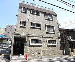 京都府京都市下京区八文字町の賃貸マンションの外観