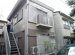 東京都新宿区新宿7丁目の賃貸アパートの外観
