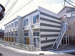 神奈川県川崎市宮前区馬絹の賃貸アパートの外観