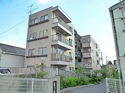 千葉県市川市香取1丁目の賃貸マンションの外観