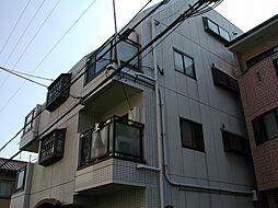 平野西コスモハイツ[201号室]の外観