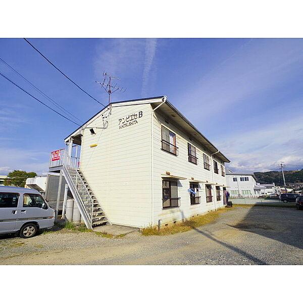アンピエセマツシタB 1階の賃貸【長野県 / 飯田市】