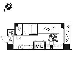一乗寺駅 5.5万円