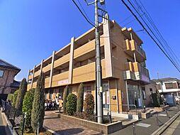 東京都足立区古千谷本町2の賃貸マンションの外観