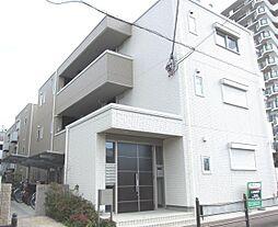 大阪府大阪市東住吉区杭全5丁目の賃貸アパートの外観