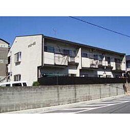 広島県広島市安佐南区祇園6丁目の賃貸アパートの外観