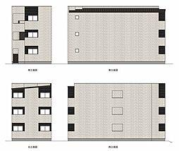 愛知県名古屋市熱田区切戸町3の賃貸アパートの外観