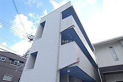 兵庫県神戸市長田区川西通3丁目の賃貸アパートの外観