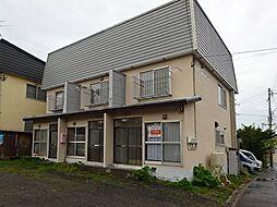 fujiコーポ[1階]の外観