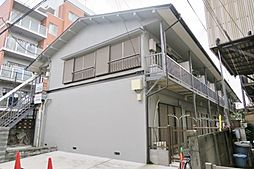 第3丸三マンション[1階]の外観
