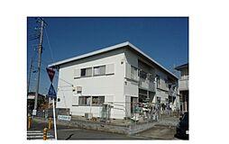 神奈川県高座郡寒川町一之宮2丁目の賃貸アパートの外観