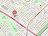 地図,1DK,面積24.84m2,賃料2.1万円,JR函館本線 野幌駅 徒歩20分,,北海道江別市野幌末広町39番地2
