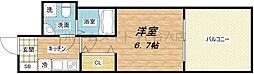 SERENiTE本町エコート[14階]の間取り