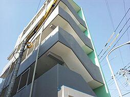 神奈川県横浜市港北区大倉山7丁目の賃貸マンションの外観