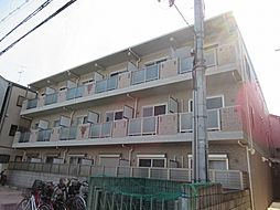 Ritz若江北[3階]の外観