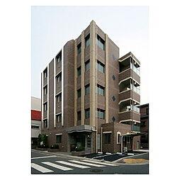 東京都葛飾区細田5丁目の賃貸マンションの外観