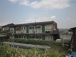 矢田口ハイツ[102号室]の外観