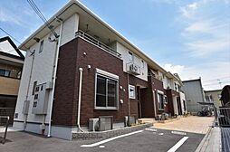 南海高野線 金剛駅 徒歩20分の賃貸アパート
