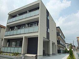 エルスタンザ東綾瀬公園[1階]の外観